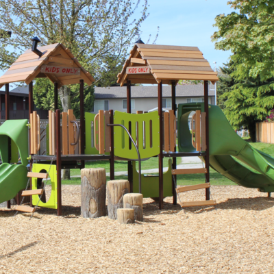 Playground Equipment Climbing & Slides