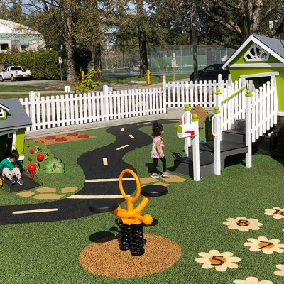 Poirier Tot Lot Playground