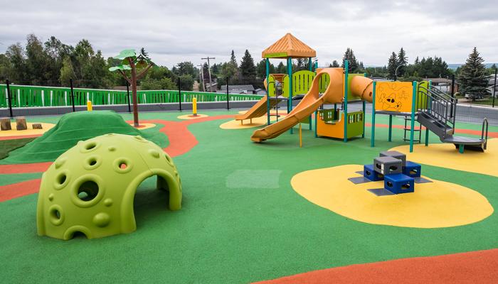 Landscape Structures PlayShaper Structure