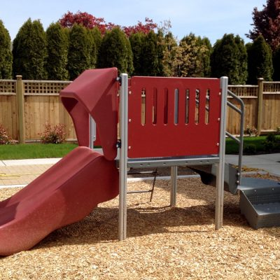 Alberta Road Play Structure for 2-5 Years