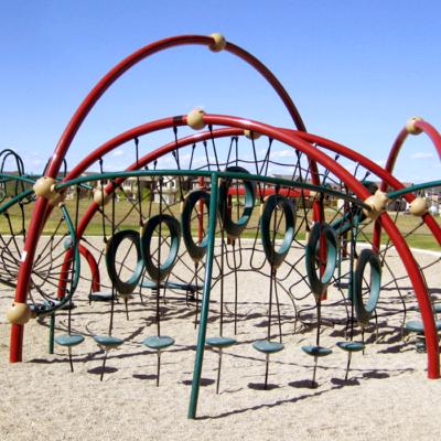Auburn Bay Playground Structure