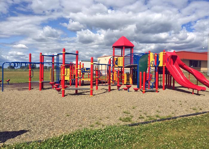 Baldonnel Playground Structure