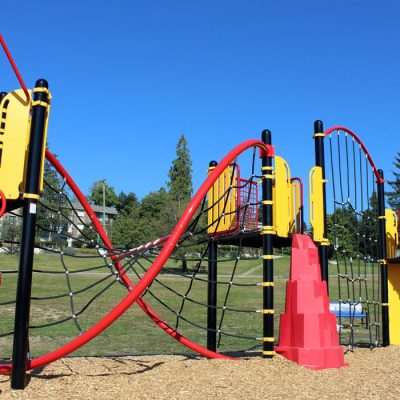 Capitol Hill Elementary Playground