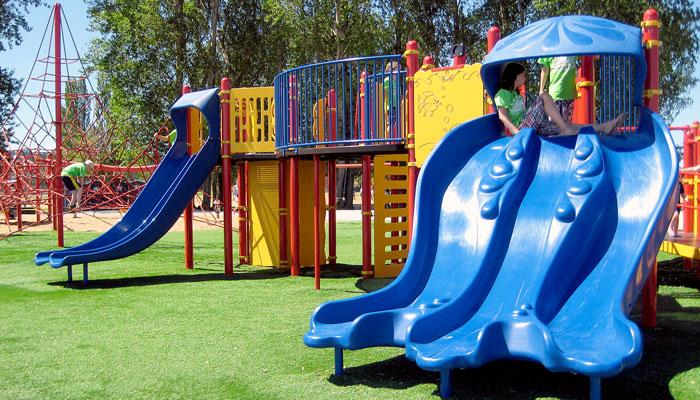 Centennial Park Inclusive Playground
