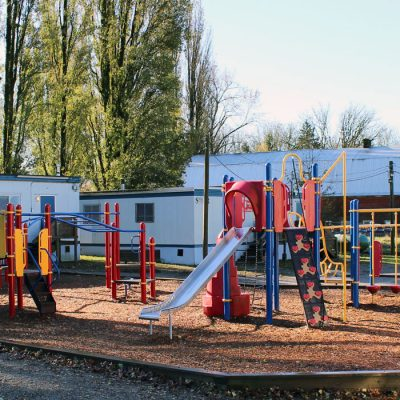 Clayton Elementary Playground