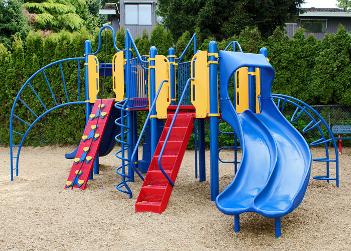 Cougar Canyon playground