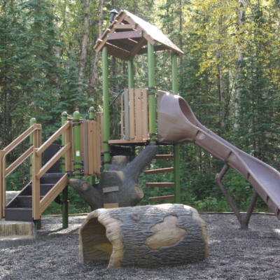 Crooked River Nature Inspired Playgrounds