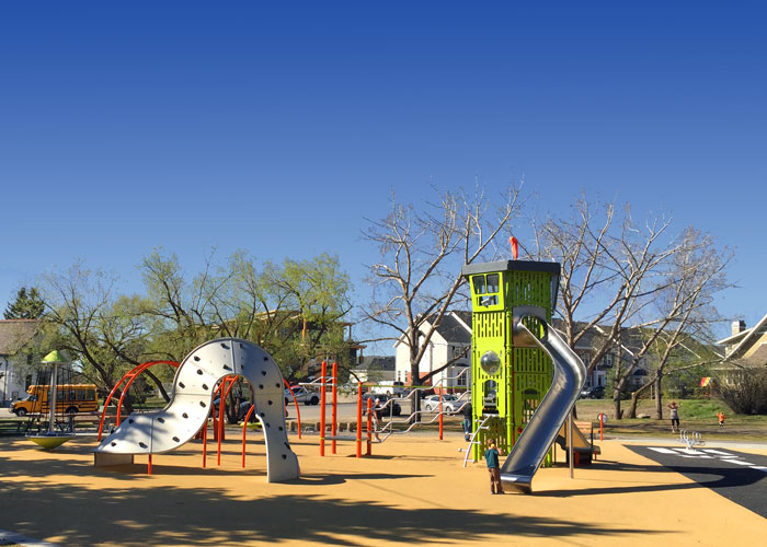Currie Barracks Playground