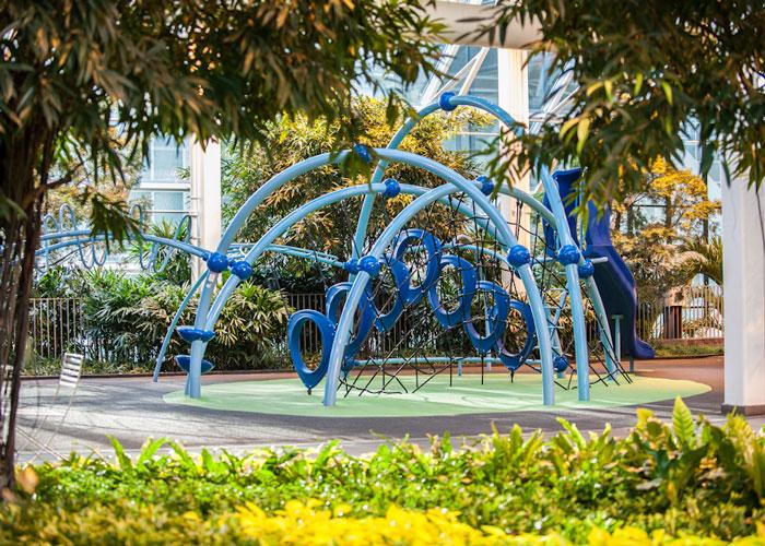 Devonian Gardens Play Structure