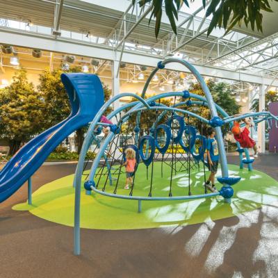Devonian Gardens Playground