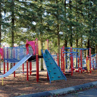 Don Christian School Playground
