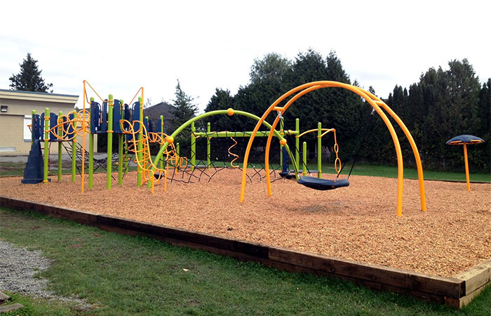 Golden Ears Play Structure