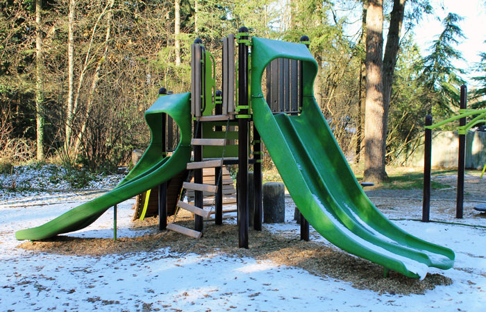 Hunter Park Playground