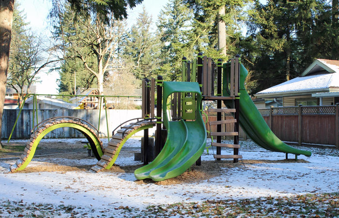 Hunter Park Play Space