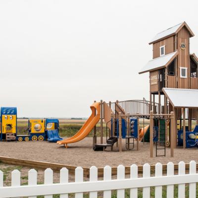 Irricana Lion's Club Playground