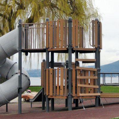 Kitsilano Beach Playground