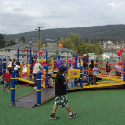 Kiwanis Inclusive Playground Opening
