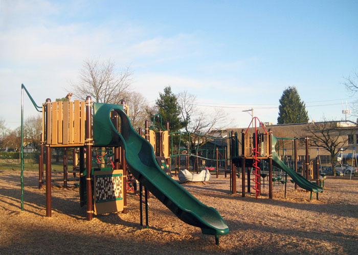 Lord Selkirk Playground