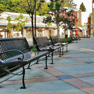 Park Royal benches