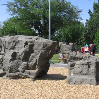 Prince Charles rock feature