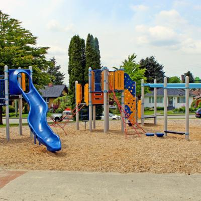 Ray Perrault Park Playground