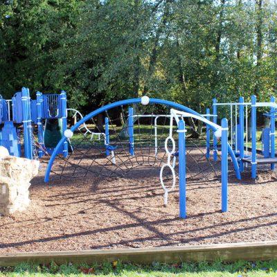 Ray Shepherd Evos Playground
