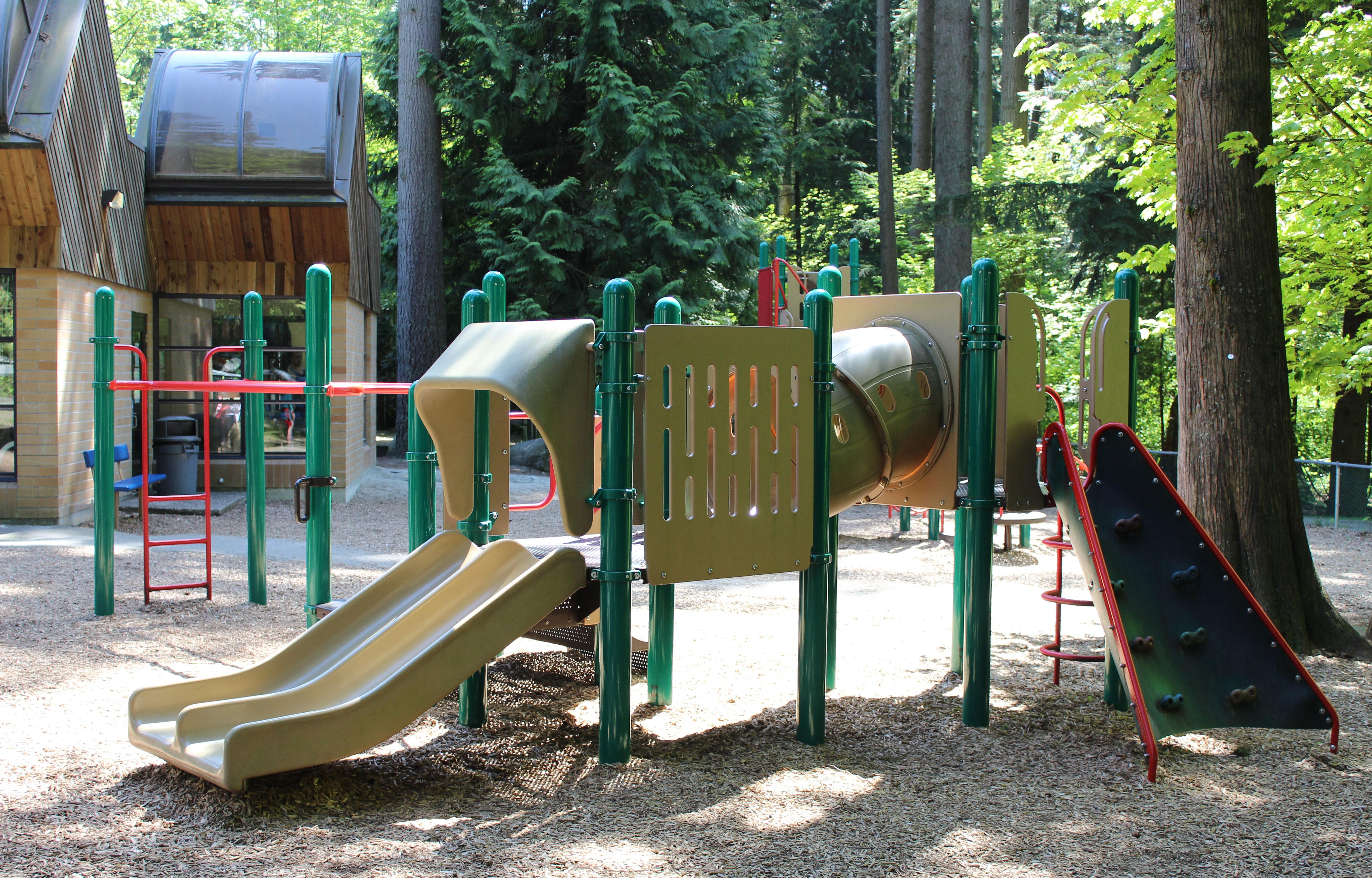 Ron Andrews Playground Structure