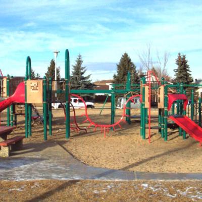 Tipaskan Park Playground