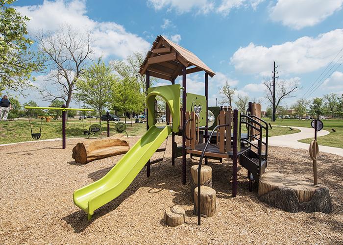Playground Equipment Climbing & Slides