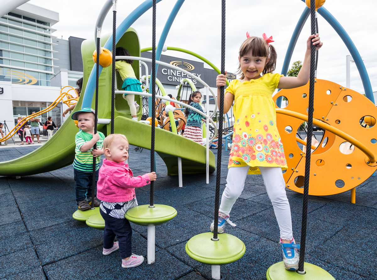 Highsteet Mall Playground