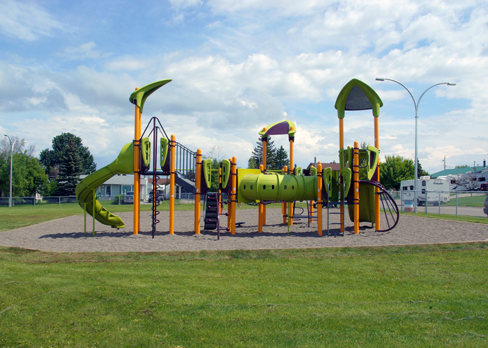 112 Ave Park Play Structure