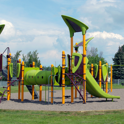 112 Ave Park Playground Structure