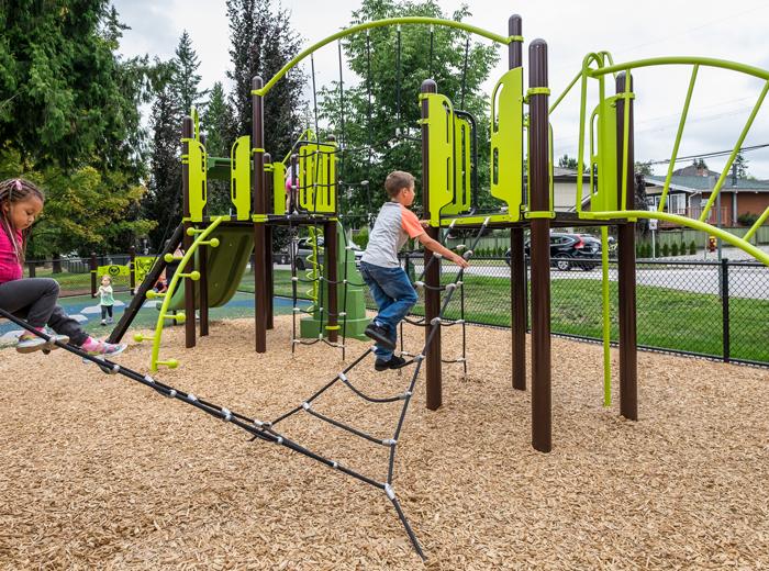 Como Lake Park Playground