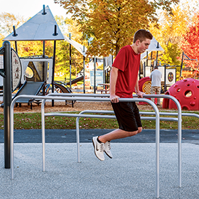 HealthBeat Parallel Bars