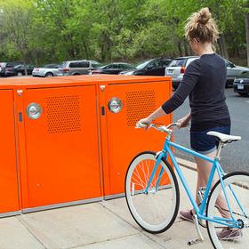Dero-Bike-Lockers