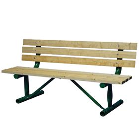 Gerber Park Benches
