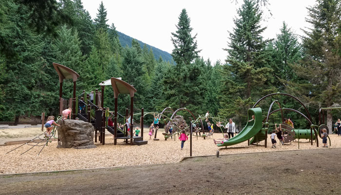 Herald Provincial Park Playground