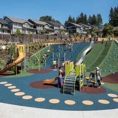 Queenston Park Playground