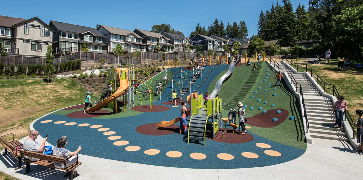 Queenston Park Coquitlam Designed Amp Installed By