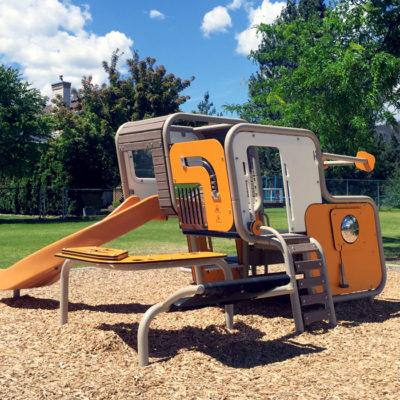 Shannon Ridge SmartPlay Cube Playground