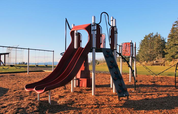 Landscape Structures Single Post Swings