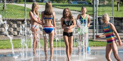 Ground Spray Waterpark Products Featured Image