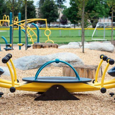 Nanaimo Park Playground