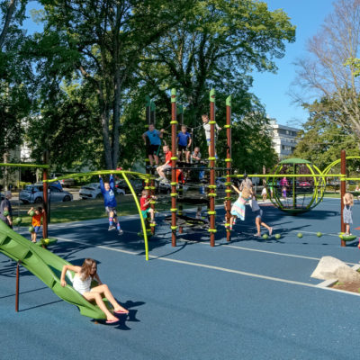 Victoria Courthouse Playground