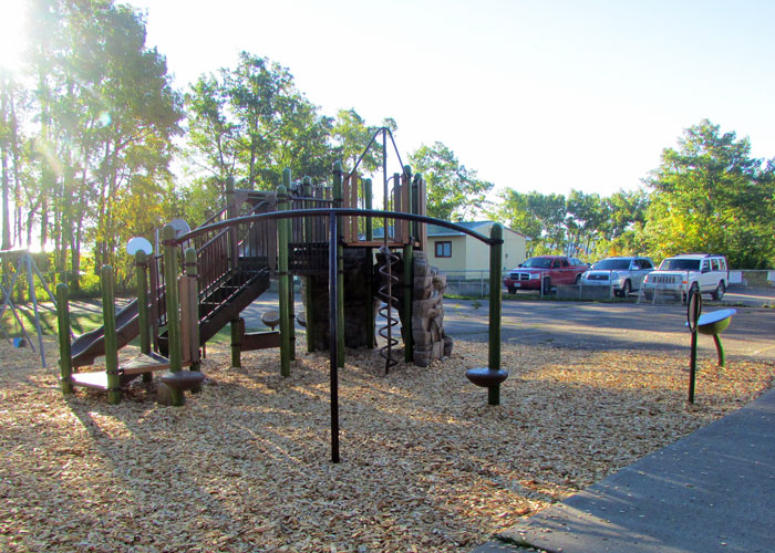 Francois Lake Park Playground