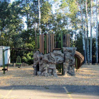 Francois Lake Playground