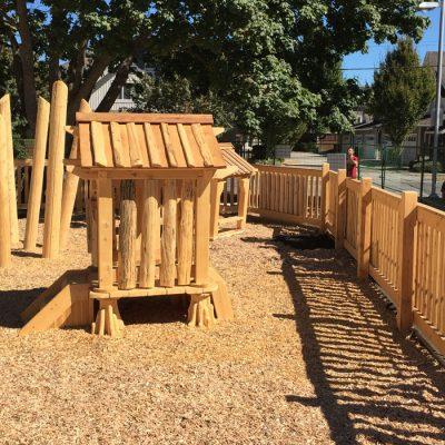 Thompson Community Centre Natural Playground