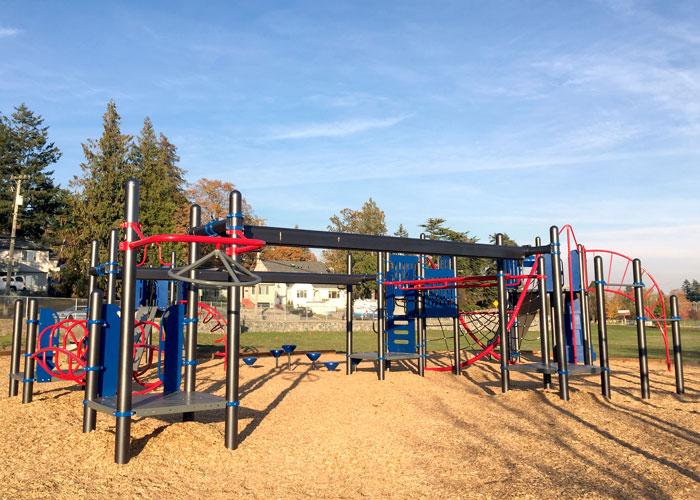 Marigold Elementary playground structure