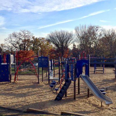 Marigold Elementary playground