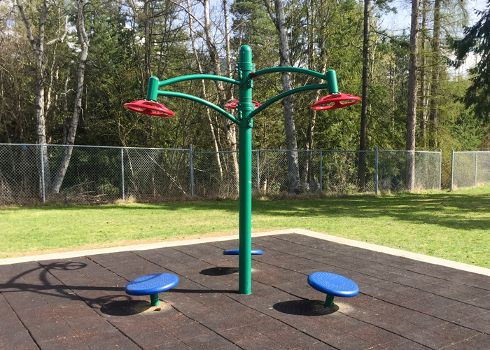 Kinniard Elementary play space